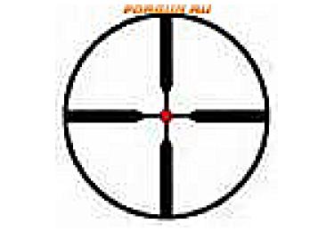 Оптический прицел Hakko 1.5-6x42 25.4мм Winner WINZ-1564, с подсветкой точки (15D)