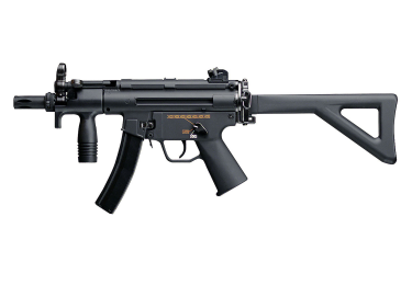 Пневматический пистолет-пулемет Heckler&Koch MP5K-PDW (Umarex) 4.5мм CO2