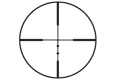Оптический прицел Leupold VX-1 3-9x40 (25.4mm) Shotgun/Muzzleloader матовый (LR Duplex) 113876