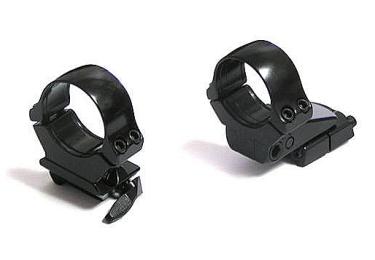 Кронштейн EAW Apel с кольцами (26мм) для Sauer 303, высота 17мм, вынос 26мм, поворотный, быстросъемный, 504-00195