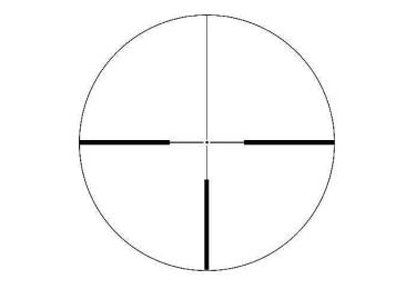 Оптический прицел IOR Valdada 2.5-10x42 30mm Hunting с подсветкой (DOT)