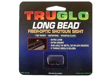 Мушка Truglo TG947ER 3 мм красная, ввинчивающаяся 00947ER