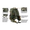 Тактический рюкзак UTG LEAPERS PVC-P668G-A
