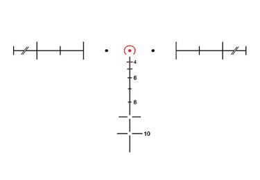 Тактический прицел Trijicon ACOG 3.5x35 TA11H