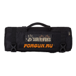 Набор ножей Sightmark 12 Survivors Knife Rollup Kit TS42001B