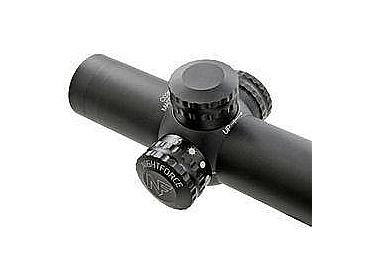 Оптический прицел Nightforce 1-4x24 30мм NXS Compact, .250 MOA, с подсветкой (C122)