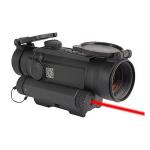 Коллиматорный прицел с ЛЦУ Holosun Infiniti (HS511R&IR), красный лазер и Circle Dot + ИК