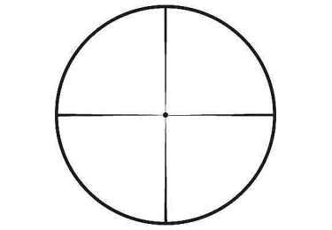 Оптический прицел Leupold VX-2 3-9x40 (25.4mm) матовый (Leupold Dot) 110800