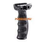 Рукоятка передняя на Weaver/Picatinny, быстросьемная, пластик, CAA tactical EVG