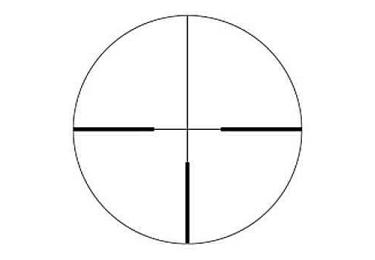 """Оптический прицел IOR Valdada 4x32/1"""" Hunting со стальным корпусом (4A)"""