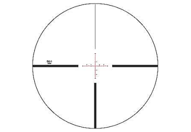 Оптический прицел Vortex Viper PST 2.5-10x32 FFP (EBR-1 MOA)