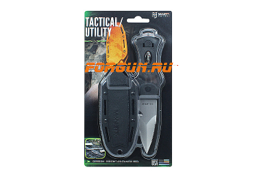 Нож тактический McNETT 60156 (черный)