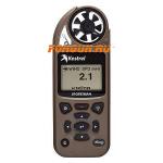 Ветромер Kestrel Sportsman Brown LiNK флюгер в комплекте (Applied Ballistic,время,скорость ветра,температура воздуха,воды, водонепроницаемый, подсветка) 0857SLVBRN