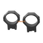 Кольца Contessa на Picatinny D40mm, высота BH 14.5mm, небыстросъемные, (LPR04/B)