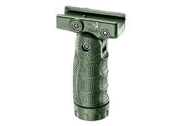 Рукоятка Fab Defense TFL пластиковая складная на вивер/пикатини (цвет оливково-зеленый)