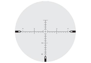 Оптический прицел Nightforce 5.5-22x50 30мм NXS .250 MOA с подсветкой (MOAR) C431