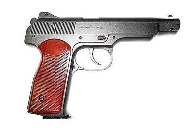 Пневматический пистолет Umarex APS (пистолет Стечкина), 5.8132