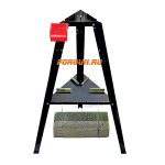 Стол для релоадинга Lee Reloading Stand, 90688
