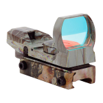 Коллиматорный прицел Sightmark Sure Shot Reflex Sight SM13003C-DT, Ласточкин хвост