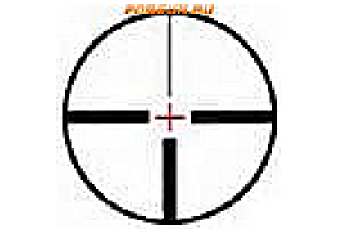 Оптический прицел Hakko 2.5-10x42 25.4мм Superb B1Z-IL-251042, с подсветкой креста (6CH)
