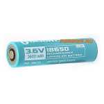 _Батарейка аккумуляторная 18650 3600 mAh Olight PCB, ORB-186C36