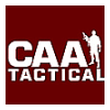 Трубка телескопического приклада для АК, Сайга, Вепрь нескладная (вместо складных) CAA tactical AKSFSA, алюминий (черный)