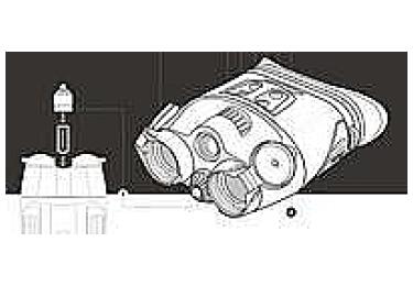Бинокль ночного видения (1+) Tracker 3x42