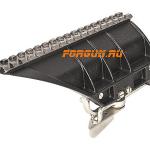 Кронштейн боковой быстросьемный с планкой weaver для Вепрь, Сайга НПЗ АЛ6.130.390-03