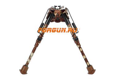 Сошки для оружия Caldwell XLA Pivot (на антабку) (длина от 15,2 до 22,9 см), 445011, камуфляж