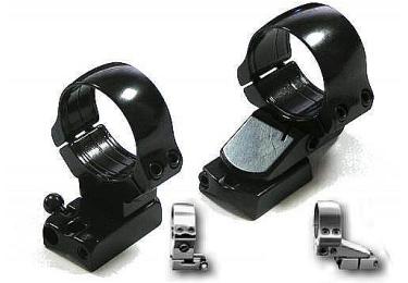 Кронштейн EAW Apel с кольцами (30мм) для Sauer 202 magnum, высота 17мм, поворотный, быстросъемный, 300-05659