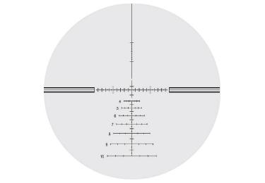 Оптический прицел Nightforce 5.5-22x56 30мм NXS, .250 MOA, с подсветкой (Velocity™ 1000)