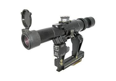 Оптический прицел Беломо ПОСП 2-6x24 В (для Вепрь/Сайга)