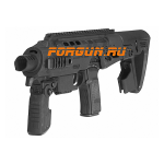 """Комплект для модернизации BERSA Thunder 9mm, .40 (3"""") CAA tactical RONI-BS1, алюминий/полимер (черный)"""
