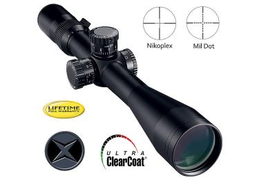 Оптический прицел NIKON Monarch X 4-16x50 Tactical Nikoplex NIK-8414