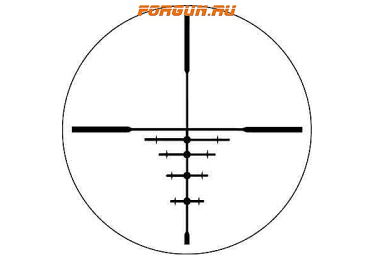 Оптический прицел Bushnell Legend Ultra HD 3-9x50mm  матовый (DOA 600) 853950B