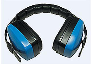 Наушники пассивные 30 дБ Artilux Arton 2000, синий