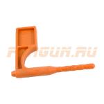 Флажок безопасности Pufgun CF/OR, универсальный, оранжевый