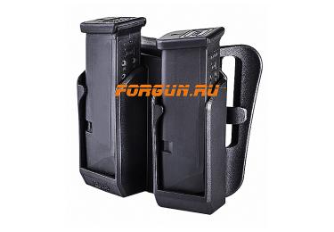_Паучер открытый для двух магазинов Glock кал. 9х19 мм, .40 CAA tactical BDMP