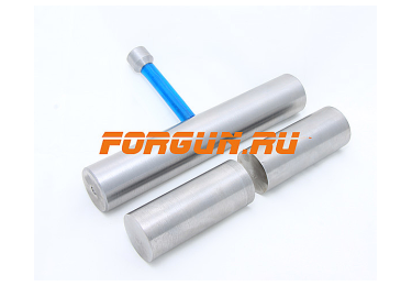 Набор стальных притиров для установки оптических прицелов 40 мм