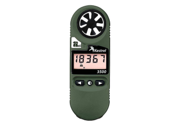 Ветромер Kestrel 3500 NV (время, скорость ветра, температура воздуха, воды, снега, влажность, точка росы) 0835NV