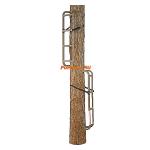 Лестница складная, приставная к дереву Ameristep 7100, алюминий