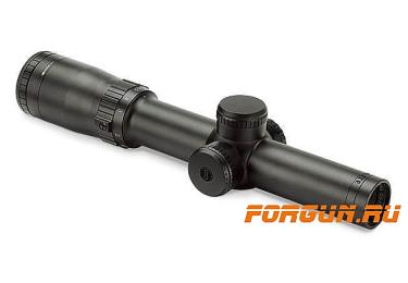Оптический прицел Bushnell Elite Tactical 1-6.5x24mm SFP матовый, с подсветкой (BTR-1) ET1624SF