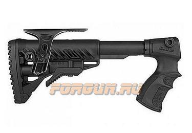 Приклад для Remington 870, телескопический, рукоятка, щека, пластик, FAB Defense, FD-AGR 870 FK CP