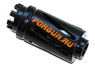 Дульный тормоз компенсатор (ДТК) 9 мм для Вепрь 9, ВПО-139 Тактика Тула Турбо 20058