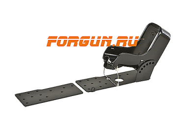 Кронштейн Plano ATV для крепления футляра GunSlinger на квадроциклы, гидроциклы и снегоходы, 1010903