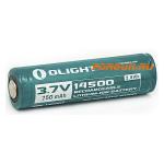 _Батарейка аккумуляторная 14500 750мАч Olight, ORB-145P07
