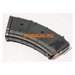 Магазин 7,62x39 мм (.30, .366 ТКМ) на 20 патронов для АК, АКМ, Вепря или Сайги, пластик, Pufgun, Mag SGA762 40-20/B, возможность укорочения