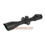 Оптический прицел Leapers UTG 10x50 30 мм, сетка Mildot с подсветкой, SCP3-UG105AOIEW