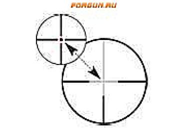 Оптический прицел Carl Zeiss Victory Diarange  2.5-10x50 T* с подсветкой (60)