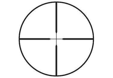 Оптический прицел Leupold VX-2 4-12x50 (25.4mm) серебристый (Fine Duplex) 110813